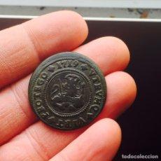Monedas de España: FELIPE V 4 MARAVEDIES 1719 ZARAGOZA MUY BONITA. Lote 83015832