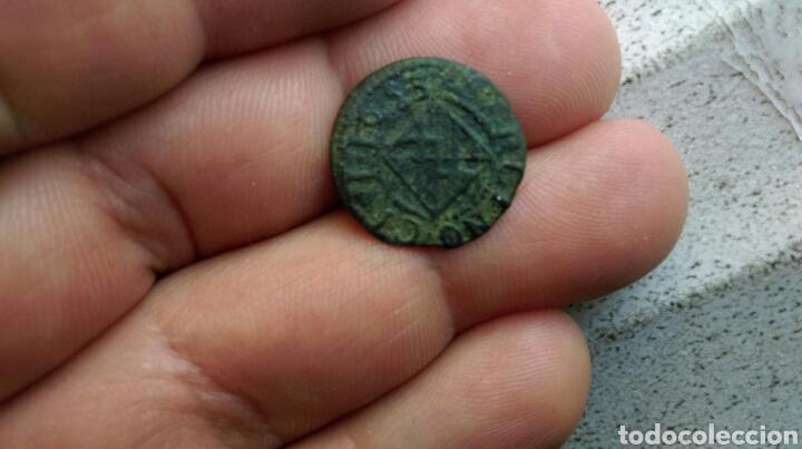 ARDITE, MONEDA DE FELIPE IV, BARCELONA (Numismática - España Modernas y Contemporáneas - De Reyes Católicos (1.474) a Fernando VII (1.833))