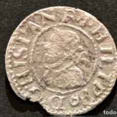Monedas de España: MEDIO CROAT 1612 BARCELONA FELIPE III PLATA ESPAÑA . Lote 83743592