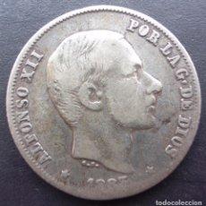 Monedas de España: 20 CENTAVOS DE PESO DE 1883 ••• MBC- ••• ALFONSO XII. Lote 84127848