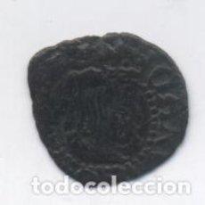 Monedas de España: CARLOS I- DINERO-GIRONA-BUSTO A LA DERECHA. Lote 84264992
