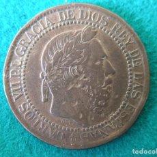 Monedas de España: MONEDA 10 CENTIMOS - CARLOS VII PRETENDIENTE - 1875 - MBC. Lote 86580524