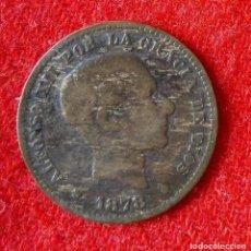 Monedas de España: MONEDA DE ( 5 ) CINCO CENTIMOS DEL 1878. Lote 86707720
