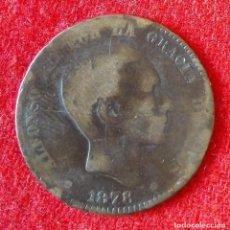 Monedas de España: MONEDA DE ( 10 ) DIEZ CENTIMOS DEL 1878. Lote 86708516