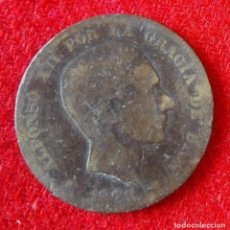 Monedas de España: MONEDA DE ( 10 ) DIEZ CENTIMOS DEL 1878. Lote 86708616