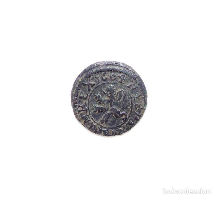 Monedas de España: Felipe III - 2 Maravedis 1604 Segovia. - Foto 2 - 86764240