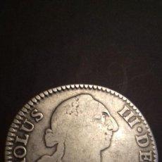 Monedas de España: MONEDA DE CARLOS III 2 REALES DOS DE 1777 MADRID P.J. BUEN ESTADO DE CONSERVACION. Lote 87042880