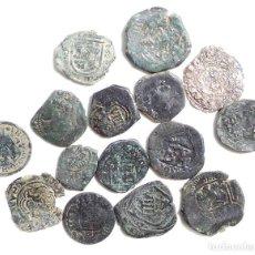 Monedas de España: LOTE 15 MONEDAS ESPAÑOLAS. Lote 87228004