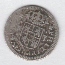 Monedas de España: FELIPE V- 1/2 REAL- 1728-SEVILLA. Lote 87356716