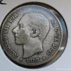 Monedas de España: 1 PESETA 1882. Lote 151485244