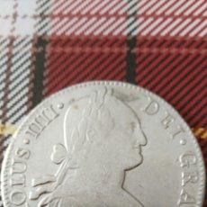 Monedas de España: OCHO REALES DE PLATA DE CARLOS IIII. Lote 88987691
