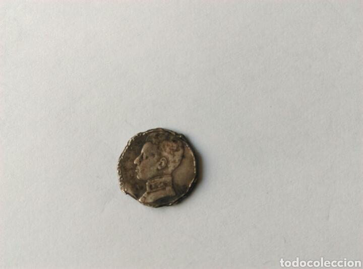 Monedas de España: ANTIGUA MONEDA DE PLATA Alfonso - Foto 2 - 88919764