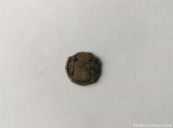Monedas de España: ANTIGUA MONEDA DE PLATA Alfonso - Foto 3 - 88919764