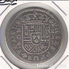 Monedas de España: MONEDA DE 2 REALES DE FELIPE V ACUÑADA EN CUENCA EN 1718 ENSAYADOR JJ. MBC. (F5-83).. Lote 89666116