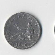 Monedas de España: BONITO LOTE 3 MONEDAS DE 2 PESETAS GOBIERNO PROVISIONAL 1970.*/73/74.. Lote 90940375