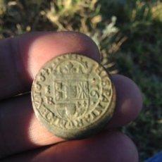 Monedas de España: 16 MARAVEDIS , FELIPE IV 1664 , ACUÑADA EN SEGOVIA. Lote 92057355