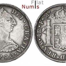 Monedas de España: ESPAÑA - 4 REALES - 1790-FM - CARLOS.III - PLATA. Lote 93820360
