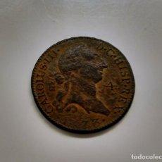 Monedas de España: MONEDA 4 MARAVEDIS CARLOS III 1773. Lote 94709035