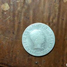 Monedas de España: ESCASOS Y RAROS 4 REALES 1823 FERNANDO VII MADRID TRIENIO LIBERAL. Lote 95000028