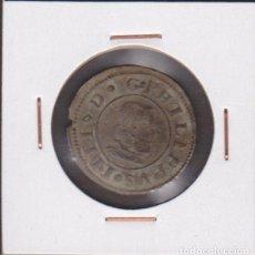 Monedas de España: MONEDAS - FELIPE IV - 16 MARAVEDIS 1662 - SEGOVIA - CCT-1233 (MBC). Lote 95048091