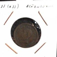 Monedas de España: 2 CTS ALFONSO XIII 1911 * 11 MADRID PCV. Lote 95109131