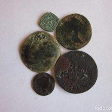 Monedas de España: 5 MONEDAS VARIADAS.. Lote 95109527