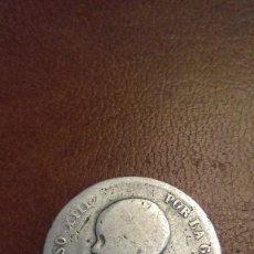 Monedas de España: MONEDA UNA 1 PESETA ALFONSO XIII 1891 MADRID MSM. Lote 104665692