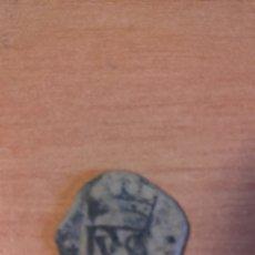 Monedas de España: ROJ 84 - MONEDA AUSTRIAS MEDIAVAL MACUQUINA COBRE. Lote 95371459