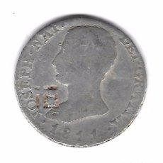 Monedas de España: MONEDA. JOSE NAPOLEON. 4 REALES. 1811. RESELLADO. MADRID.. Lote 104866131