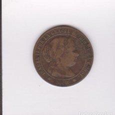 Monedas de España: MONEDAS - ISABEL II - 2 1/2 CTS. DE ESCUDO 1868 - BARCELONA - CCT-627. Lote 96735795