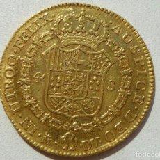 Monedas de España: 4 ESCUDO -1786. Lote 98013179