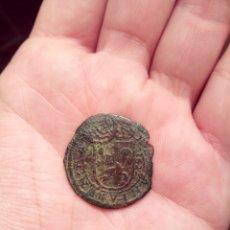 Monedas de España: FELIPE III 8 MARAVEDIS 1620 CECA SEGOVIA. Lote 98161514