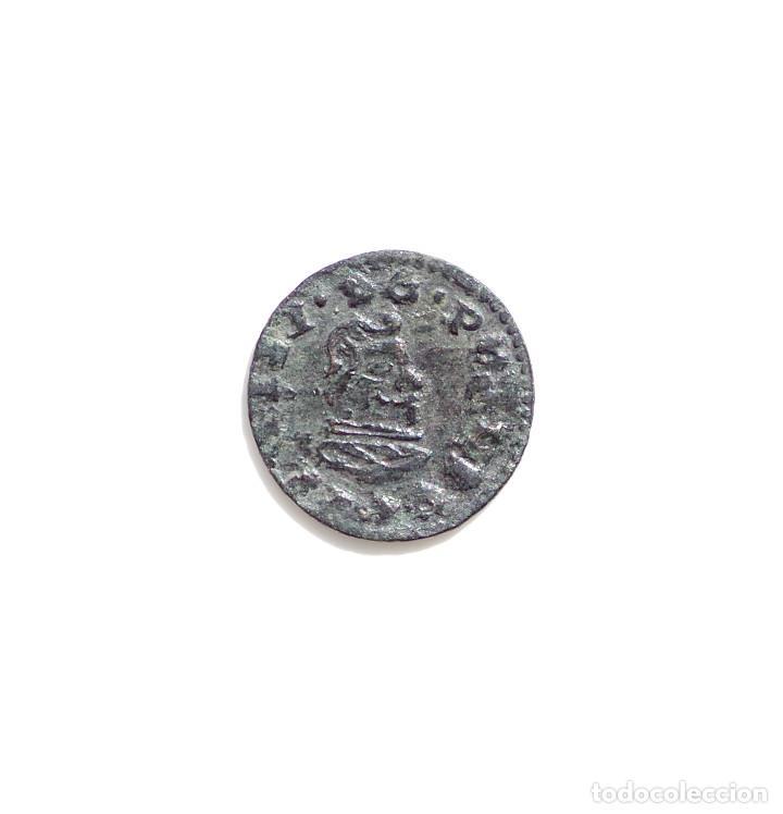 FELIPE IV - 4 MARAVEDIS 1663 TRUJILLO M. (Numismática - España Modernas y Contemporáneas - De Reyes Católicos (1.474) a Fernando VII (1.833))