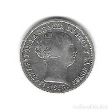 Monedas de España: MONEDA. 1 REAL. ISABEL II. 1853. SEVILLA. S/C. Lote 98353875