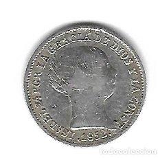 Monedas de España: MONEDA. 1 REAL. ISABEL II. 1852. SEVILLA. S/C. Lote 98354967