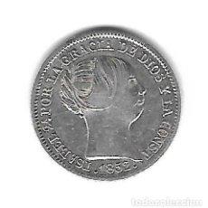 Monedas de España: MONEDA. 1 REAL. ISABEL II. 1852. MADRID.. Lote 98356899
