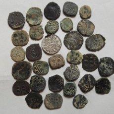 Monedas de España: LOTE DE 31DINEROS MEDIEVALES, . Lote 98627131