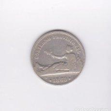 Monedas de España: MONEDAS - GOBIERNO PROVISIONAL - 1 PESETA 1869 S.N.-M. (BC). Lote 98749275