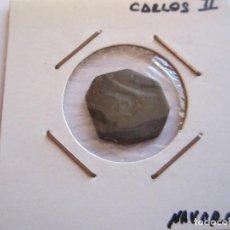 Monedas de España: MONEDA DE 4 MARAVEDIES DE CARLOS II (NAVARRA). Lote 99191339