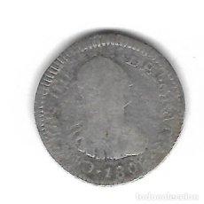 Monedas de España: MONEDA. CARLOS IIII. 1/2 REAL. MEJICO. 1806. Lote 99340103