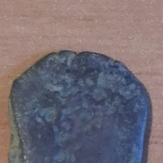 Monedas de España: BRO 420 - FELIPE IV - RESELLO - COBRE REINADO DE LOS AUSTRIAS - COBRE - - MONEDA MACUQUNA ACUÑAD. Lote 99800435