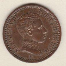 Monedas de España: ALFONSO XIII- 2 CENTIMOS- 1905*05- SMV- SC-. Lote 99831283
