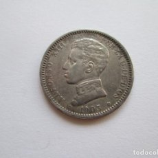 Monedas de España: ALFONSO XIII * 1 PESETA 1903 SM V * PLATA. Lote 100099159