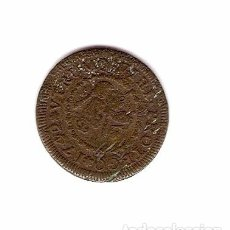 Monedas de España: E38 - FELIPE V 4 MARAVEDIS EMISION 1742 SEGOVIA. Lote 100353191