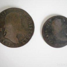 Monedas de España: MONEDAS FERNANDO VII. Lote 100646995