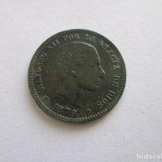 Monedas de España: ALFONSO XII * 5 CENTIMOS 1879 BARCELONA. Lote 101200643