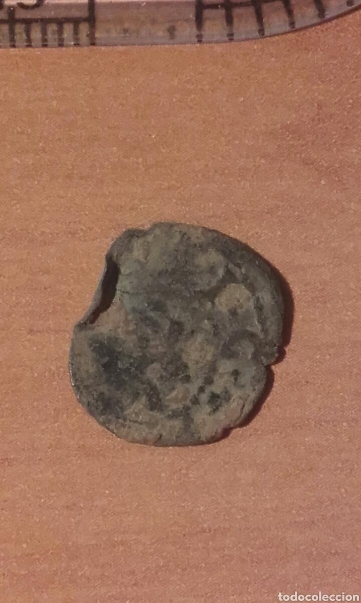 Monedas de España: MON 964 DINERO DE VALENCIA - O BIEN MARAVEDI REINADO DE FELIPE III - IV - CARLOS II COBRE - - Foto 5 - 101481579