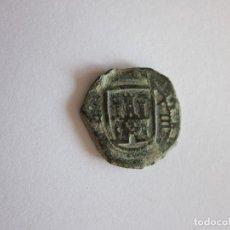 Monedas de España: 8 MARAVEDÍS DE FELIPE III. CUENCA 1619. DIFÍCILES.. Lote 102092867