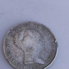 Monedas de España: 4 REALES DE ISABEL II 1852 MADRID . Lote 102165439