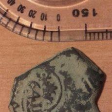Monedas de España: MONEDA 1153 - FELIPE IV - TOLEDO - 8 MARAVEDIS - SE LEE 641 T GIRADA SOBRE EL 6. Lote 102843903
